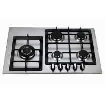 Cooktop Crissair CCB101 - Gás - Cinco Bocas - 76cm