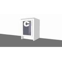 Porta de VIDRO para Balcão Refrigerado