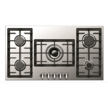 Cooktop Crissair - Gás - CCP200 - Cinco Bocas - 90cm