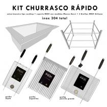KIT R�pido - Churrasco no Carv�o