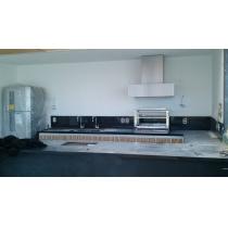 CB200S - Coifa Caixa Baixa INOX 304 - Largura até 2,00m