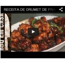 Video BBQ - Drumet de frango ao BBQ