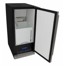 Ice Maker Elettromec - IMBI18-X1 - Embutir