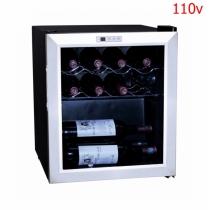 Adega Elettromec 15 garrafas - Bancada - Uma zona de temperatura - 110v