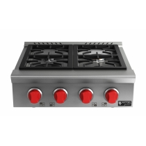 RANGE TOP 4 BOCAS 24.000 watts - Red