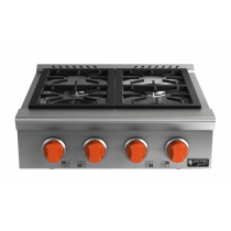 RANGE TOP 4 BOCAS 24.000 watts - Orange