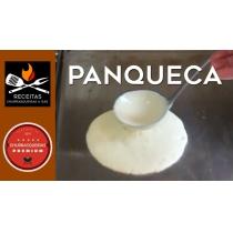 PANQUECA NA CHURRASQUEIRA