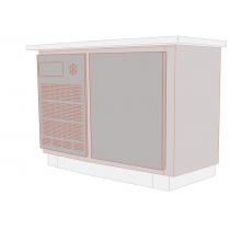 Balcão Refrigerado para Chopeira - Barris até 50L